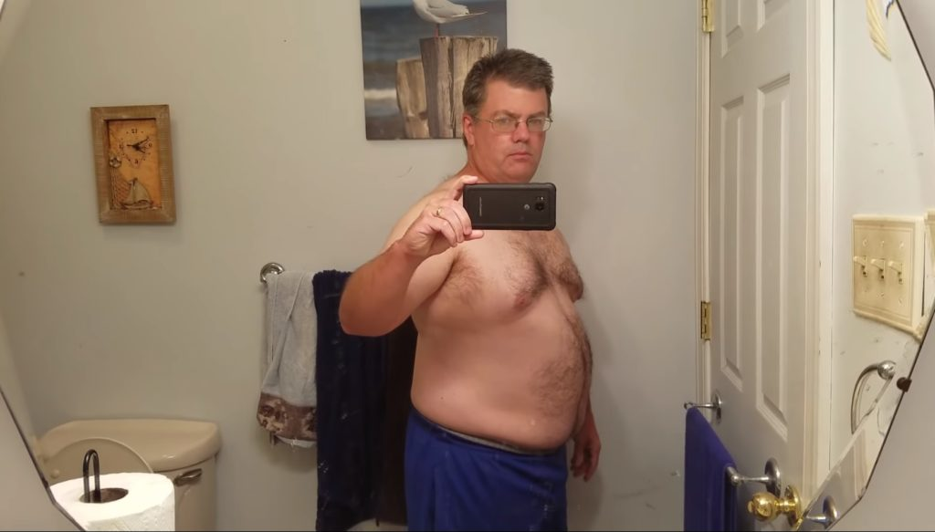 HGH results 2 month