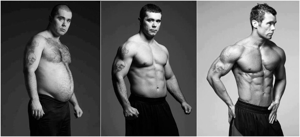 HGH Results Before And After Pictures
