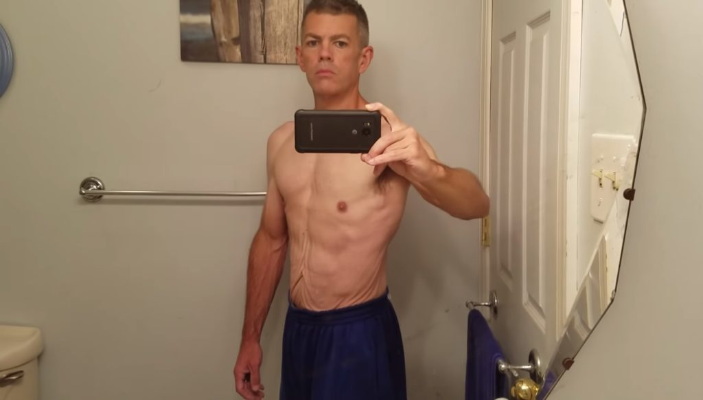 HGH results after 6 month